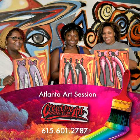 Atlanta Art Calendar Creative Art Connection