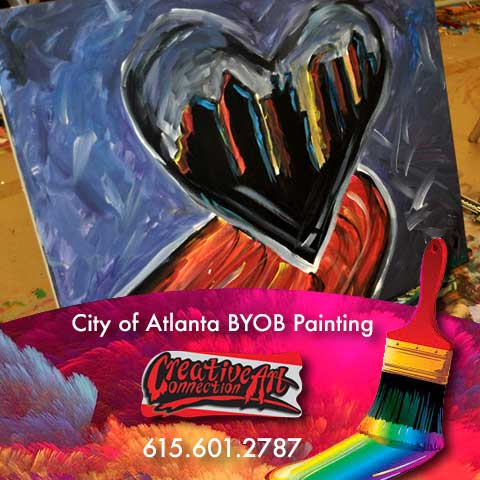 BYOB Art Videos Decatur Georgia