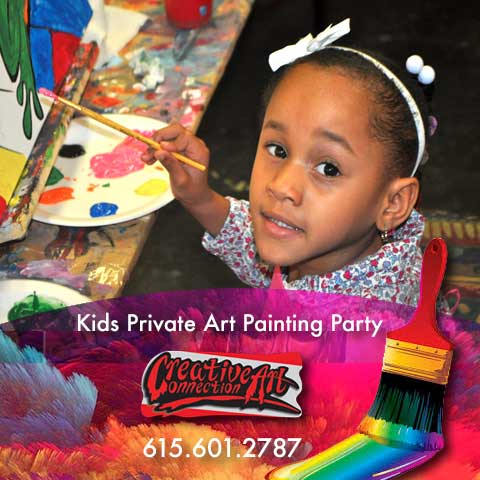 Customize a painting for your art event