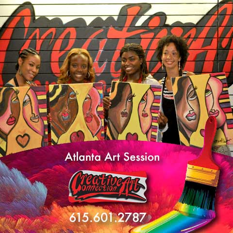 Atlanta Art Calendar BYOB Arts