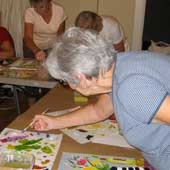 Decatur Georgia Senior Art Classes