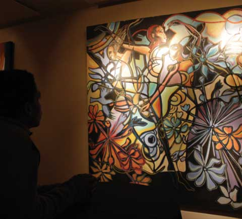 With Corey's custom art murals, you have the artistry of the world in your hands. - Atlanta Georgia Mural Art Service