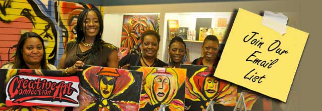 What is BYOB? bring your own bottle - Art Party Artist Classes Painting Art Mixed Media Painting Classes Atlanta Georgia Frequent Asked Questions